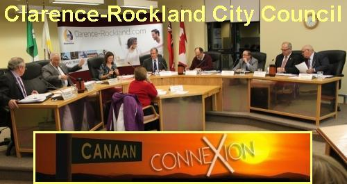 Clarence-Rockland City Council