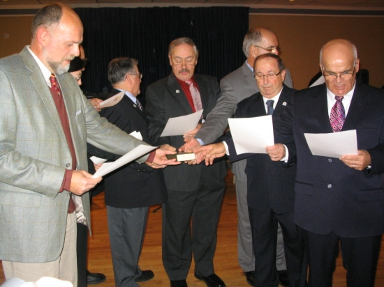 New Clarence-Rockland City Council Swearing In Ceremony
